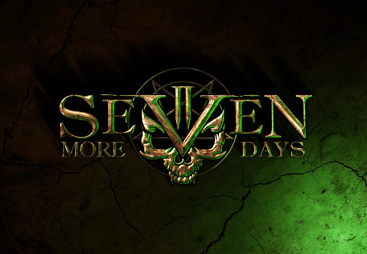 Logo for Seven More Days