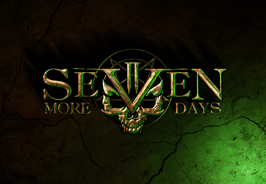 Logo for Seven More Days