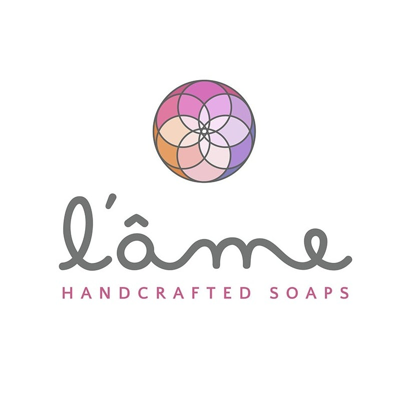 lame Handcrafed Soaps logo