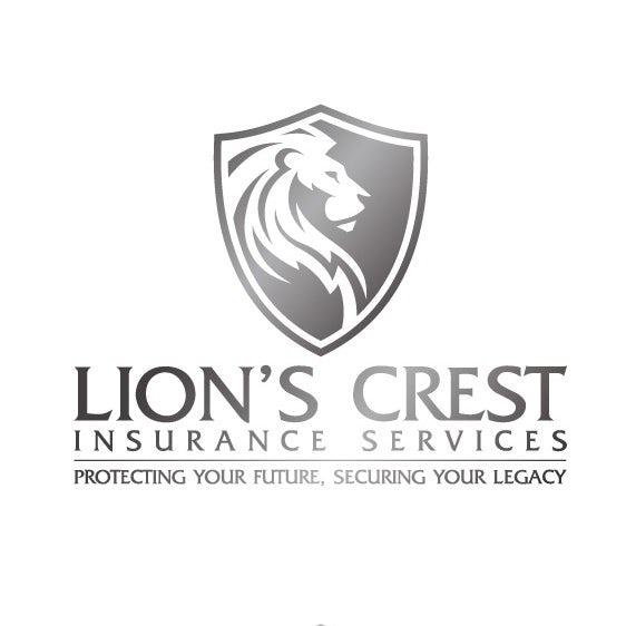 Lion's Crest Insurance logo