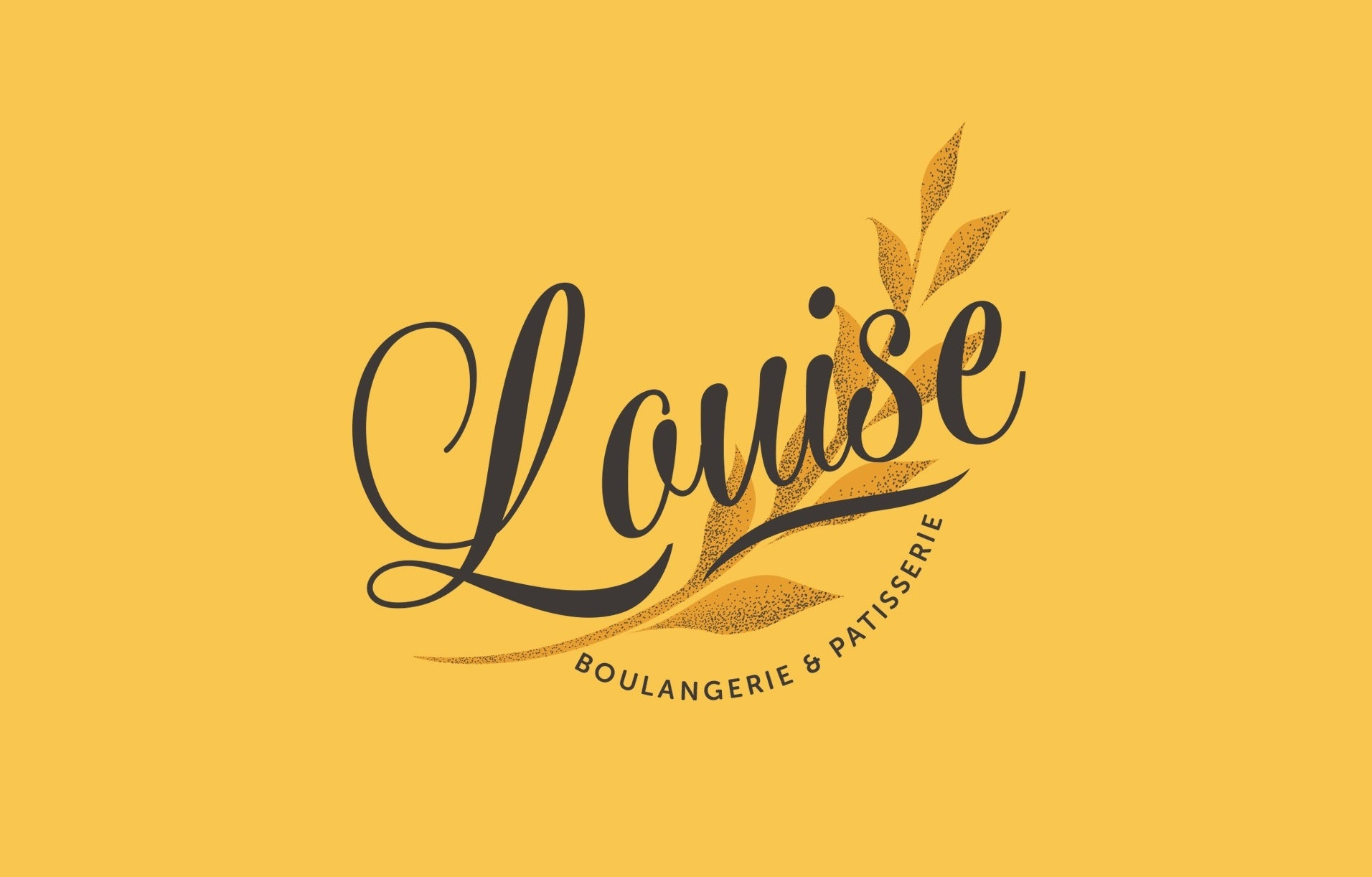 Louise Boulangerie and Patisserie logo