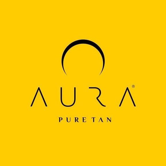 Aura Pure Tan logo