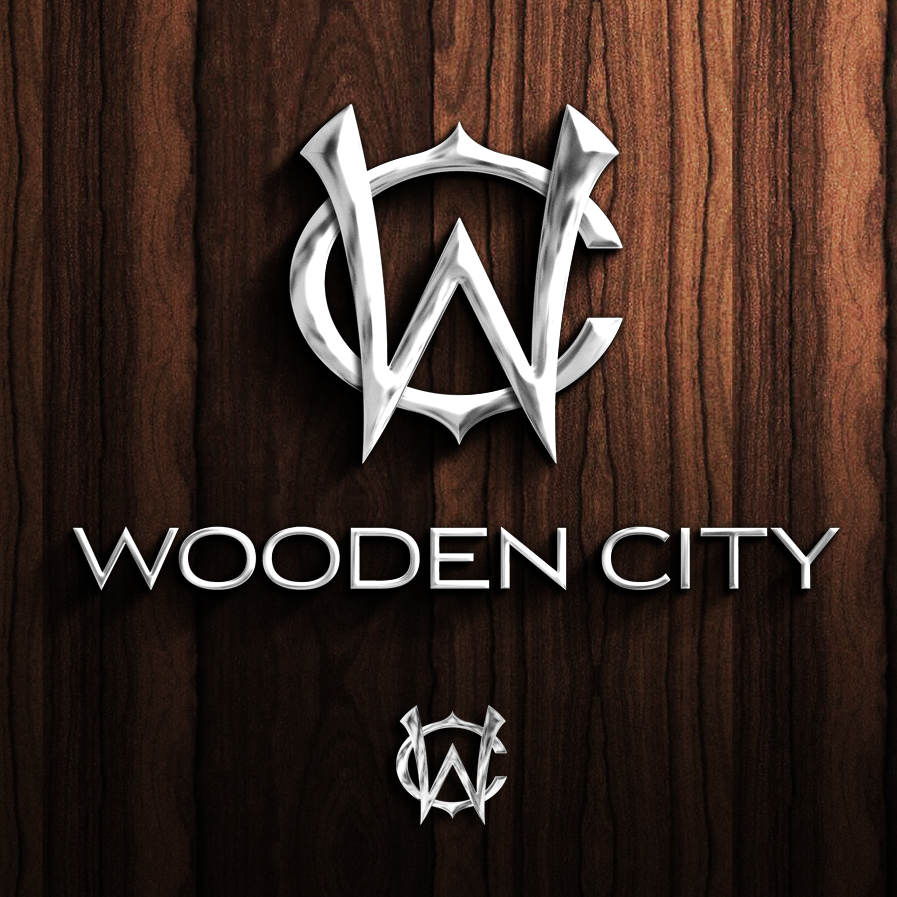Logo design for Wooden City