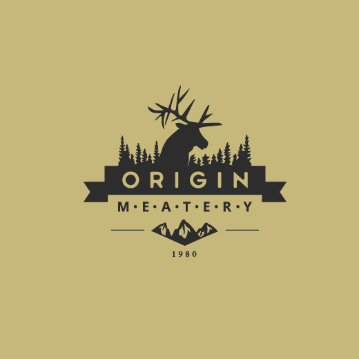 Origin Meatery logo