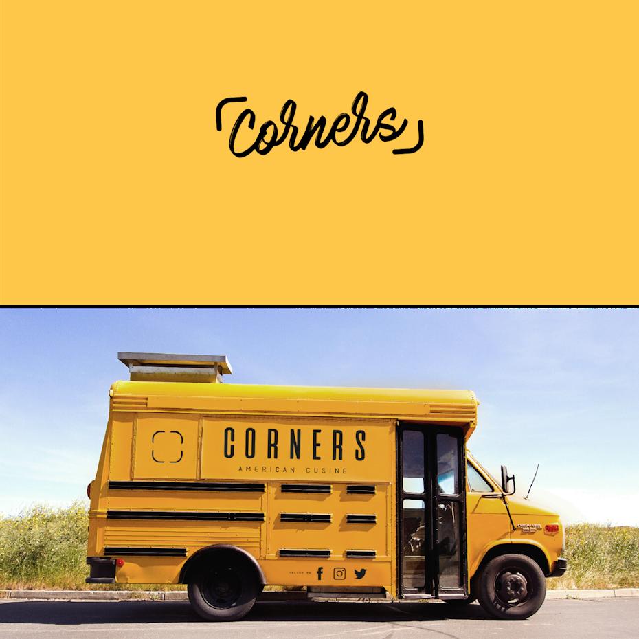 Corners American Cuisine logo