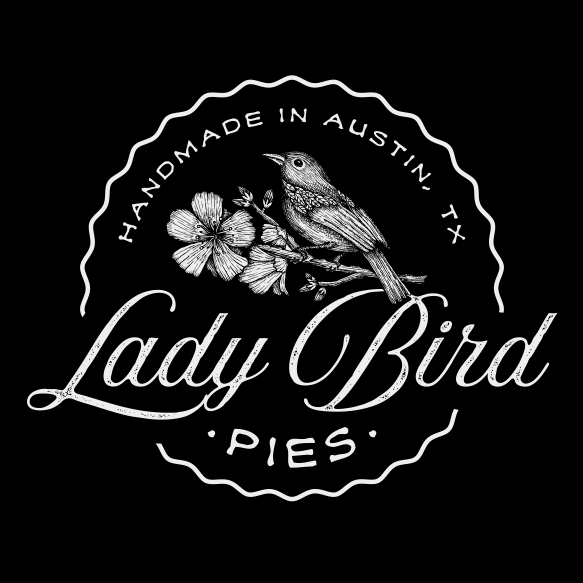Lady Bird Pies logo