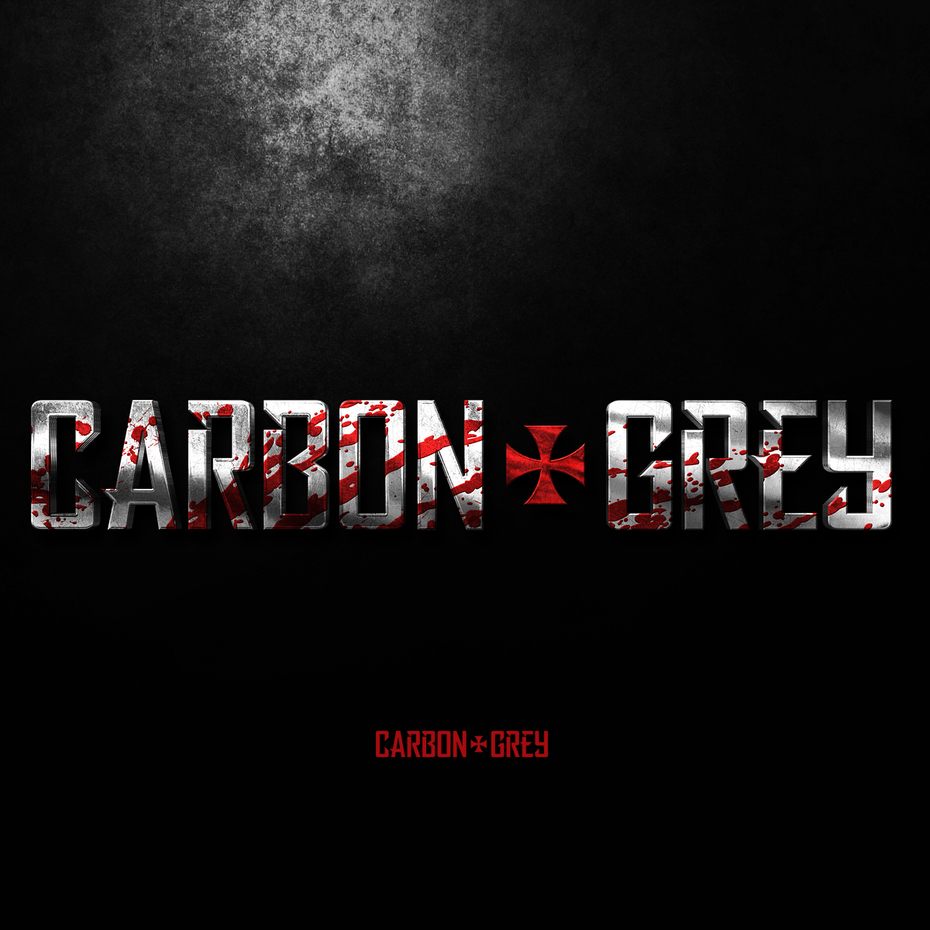 Logo for Carbon Grey comic book