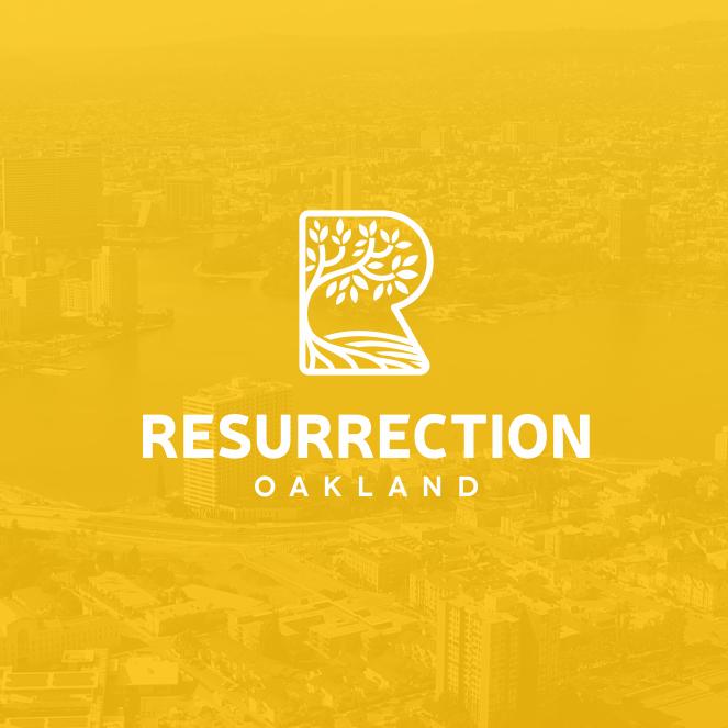Resurrection Oakland logo