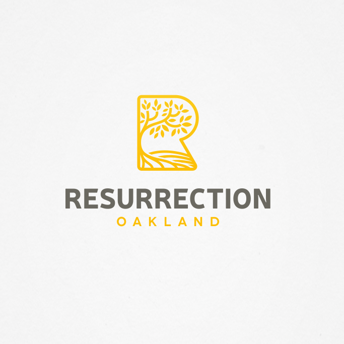 Resurrection Oakland logo