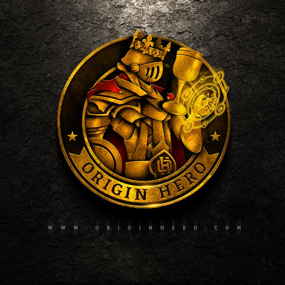Origin Hero logo