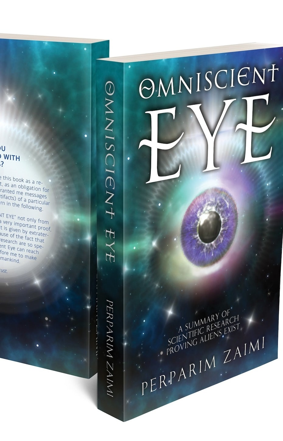 Eye nebula and custom typesetting