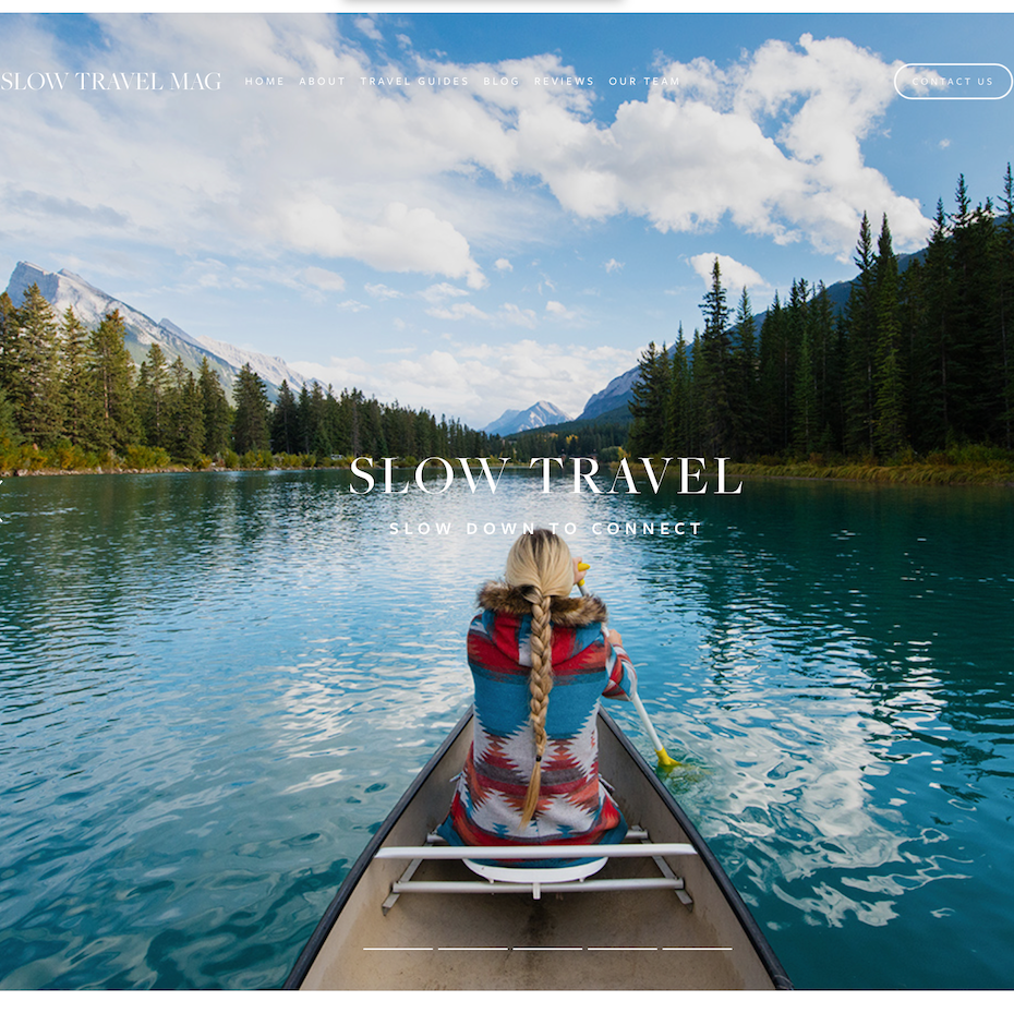 Slow Travel Magazine