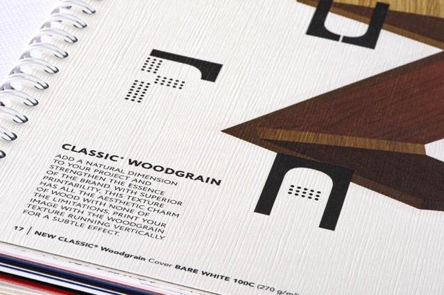 Neenah Classic Woodgrain