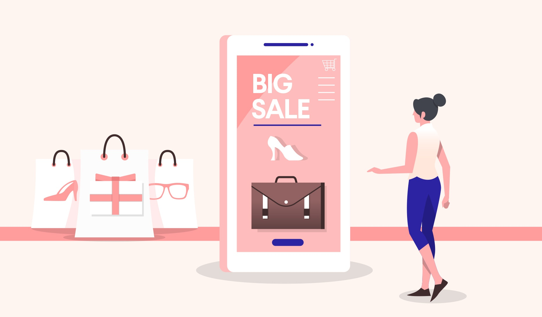 Ecommerce website design tips and ideas