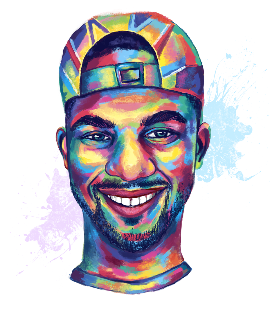 Everette Taylor illustration