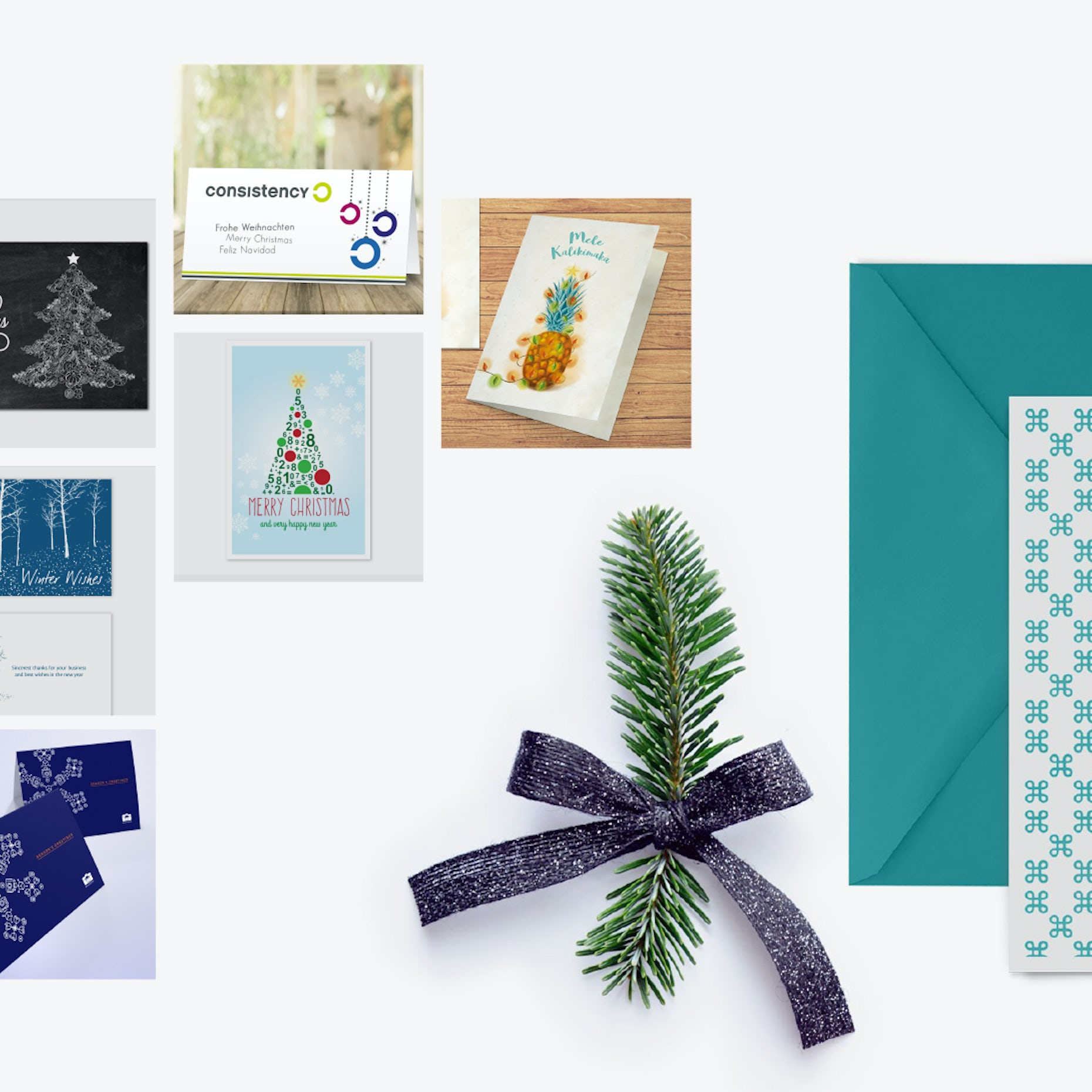 E Cards Weihnachten.Custom Holiday Cards For Businesses Ideas Inspiration And How To