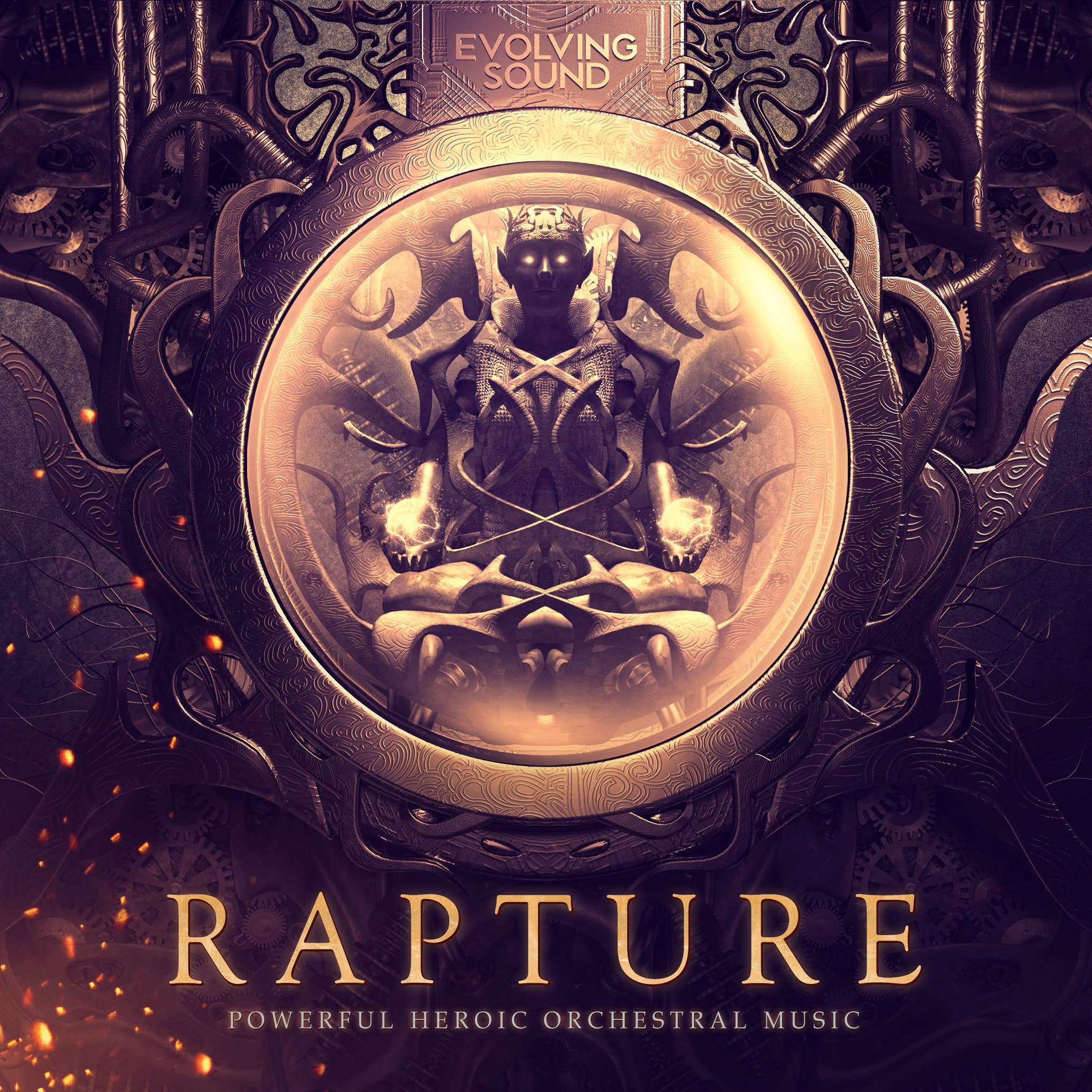 rapture album cover