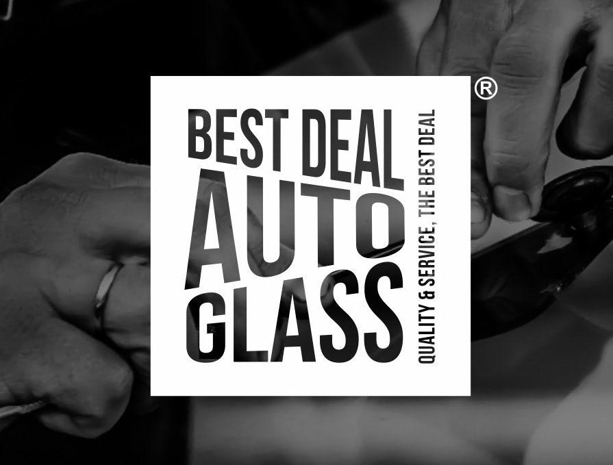 Logo design for an auto glass repair company