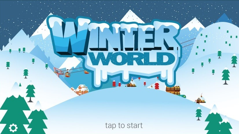 Gaming app design