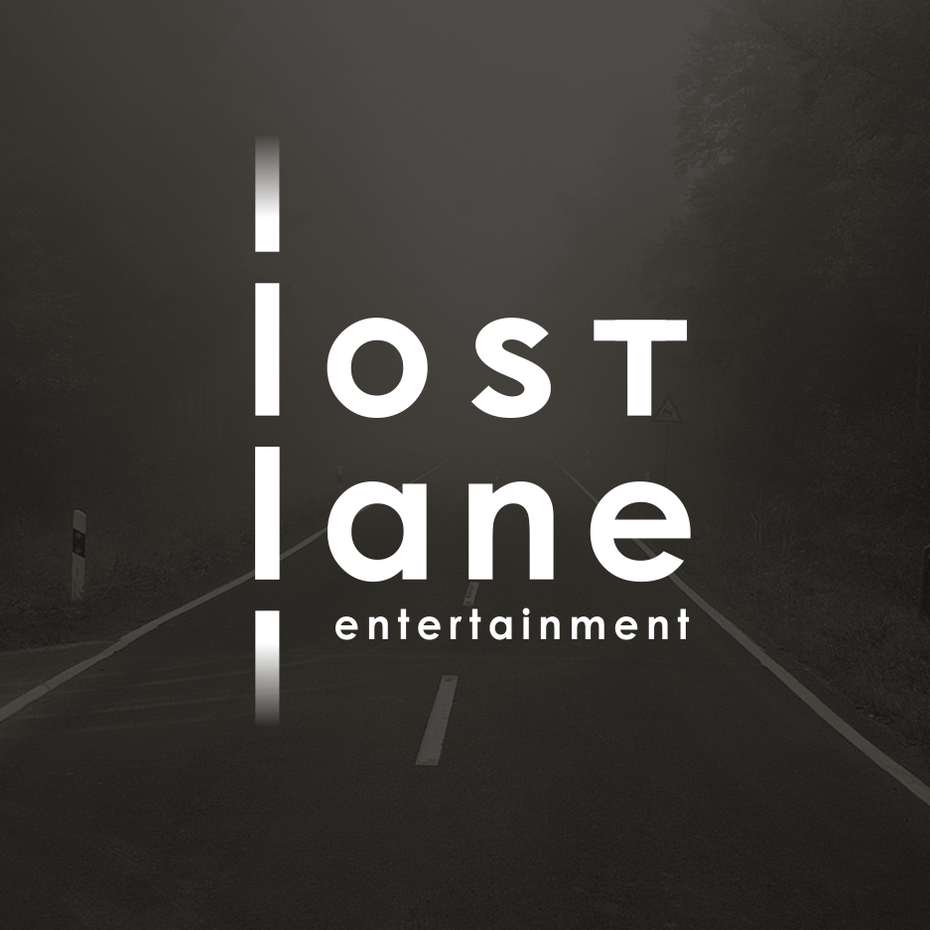 Logo design for an entertainment company