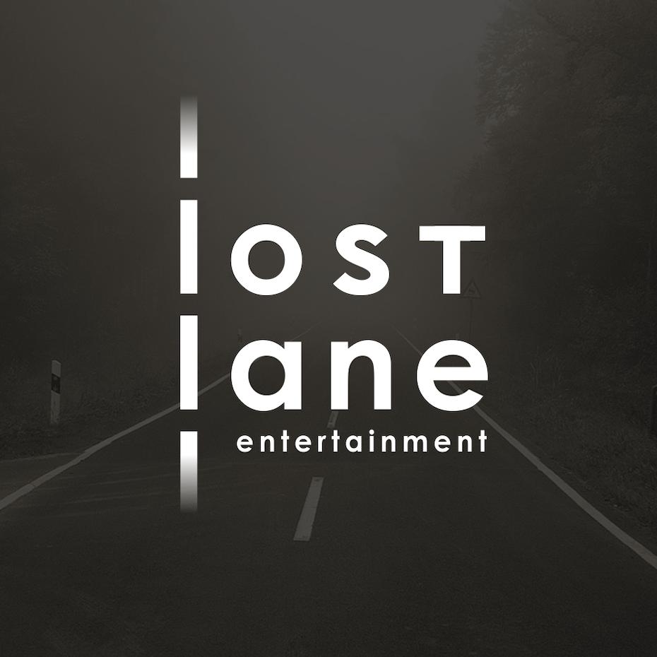 Logo design for an entertainment company