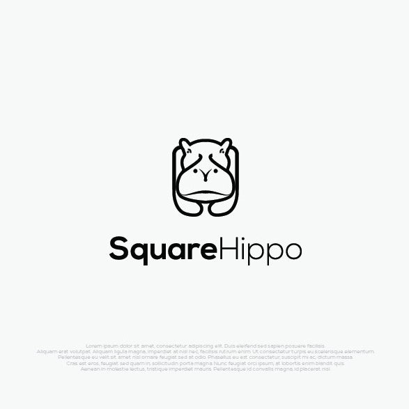 Strong square logo