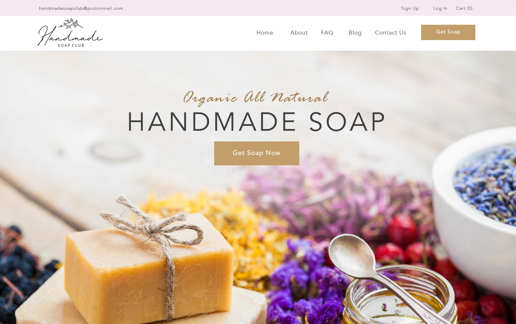 Handmade Soap Club