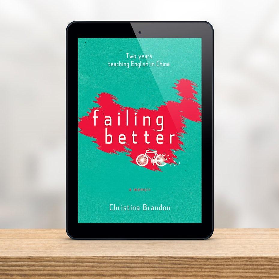 eye-catching ebook cover design