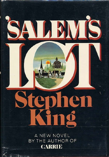 "Book cover of Stephen King's ""'Salem's Lot"""