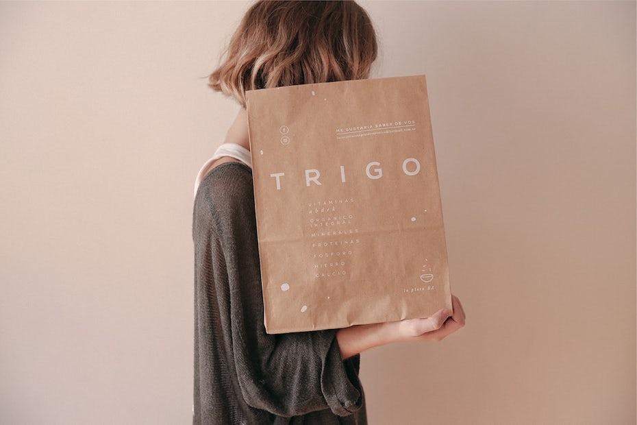 Trigo branding