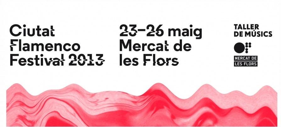 Ciutat Flamenca Festival 2013 logo