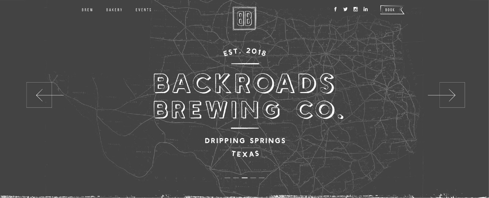 Backgroads Brewing Co. website