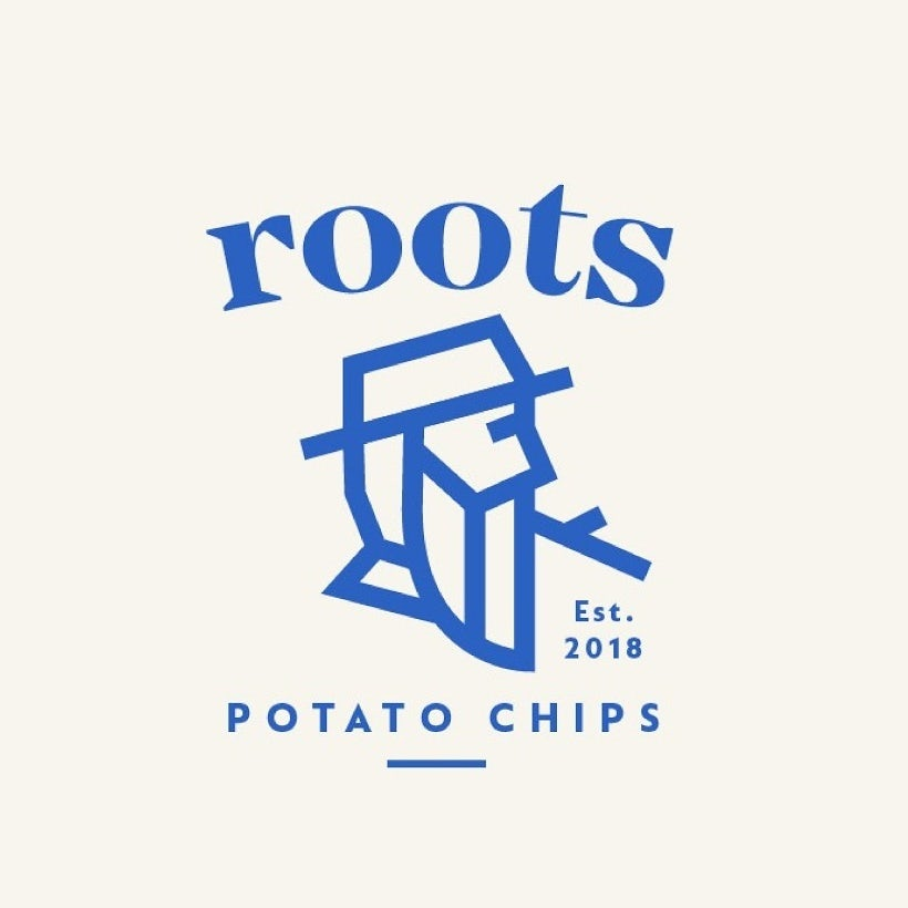 roots Potato Chips logo