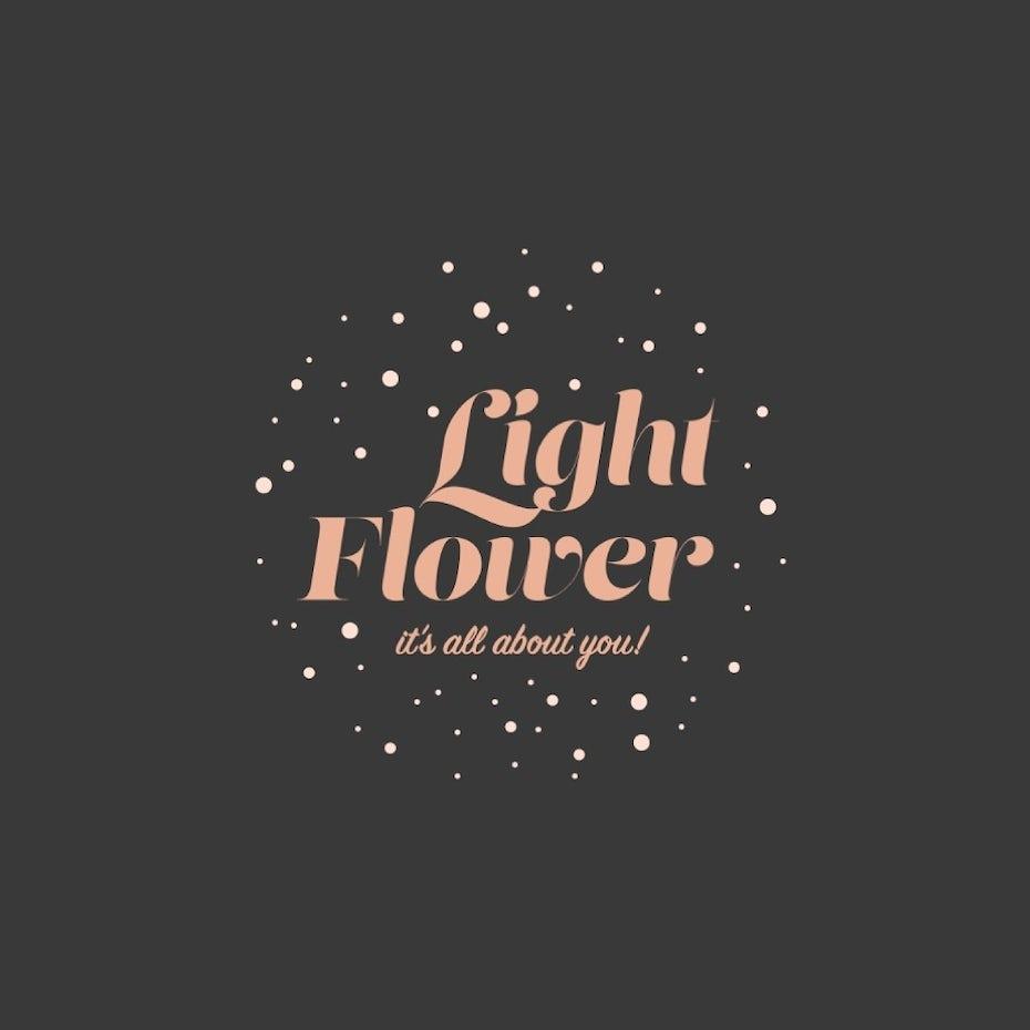 Light Flourer logo