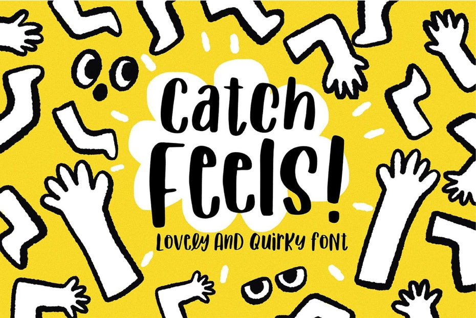 Catch Feels font