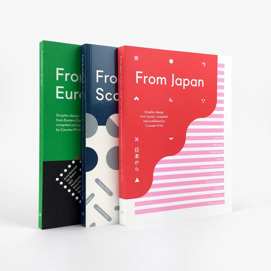 Set of 3 books