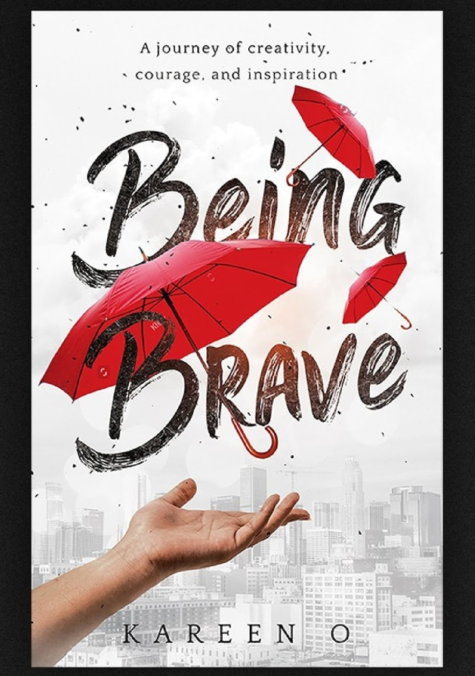 Being Brave book cover