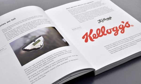 Kelloggs logo evolution