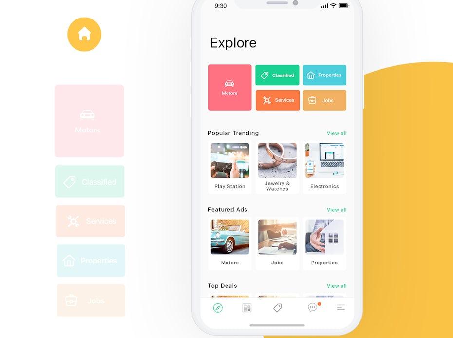 QuickBee app