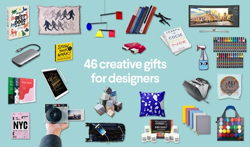 46 gifts for designers, artists & creatives