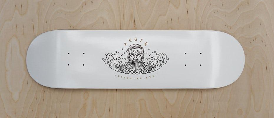 Aegir Skateboard