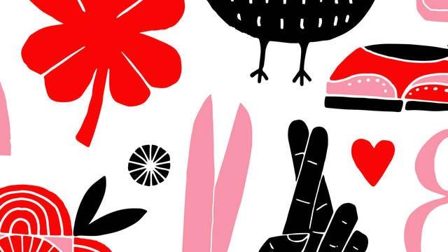 Papercut illustration Lisa Congdon