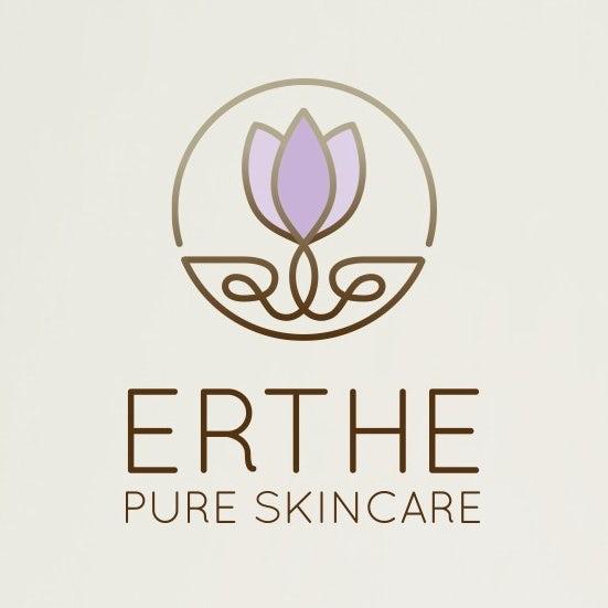 ERTHE Pure Skincare logo
