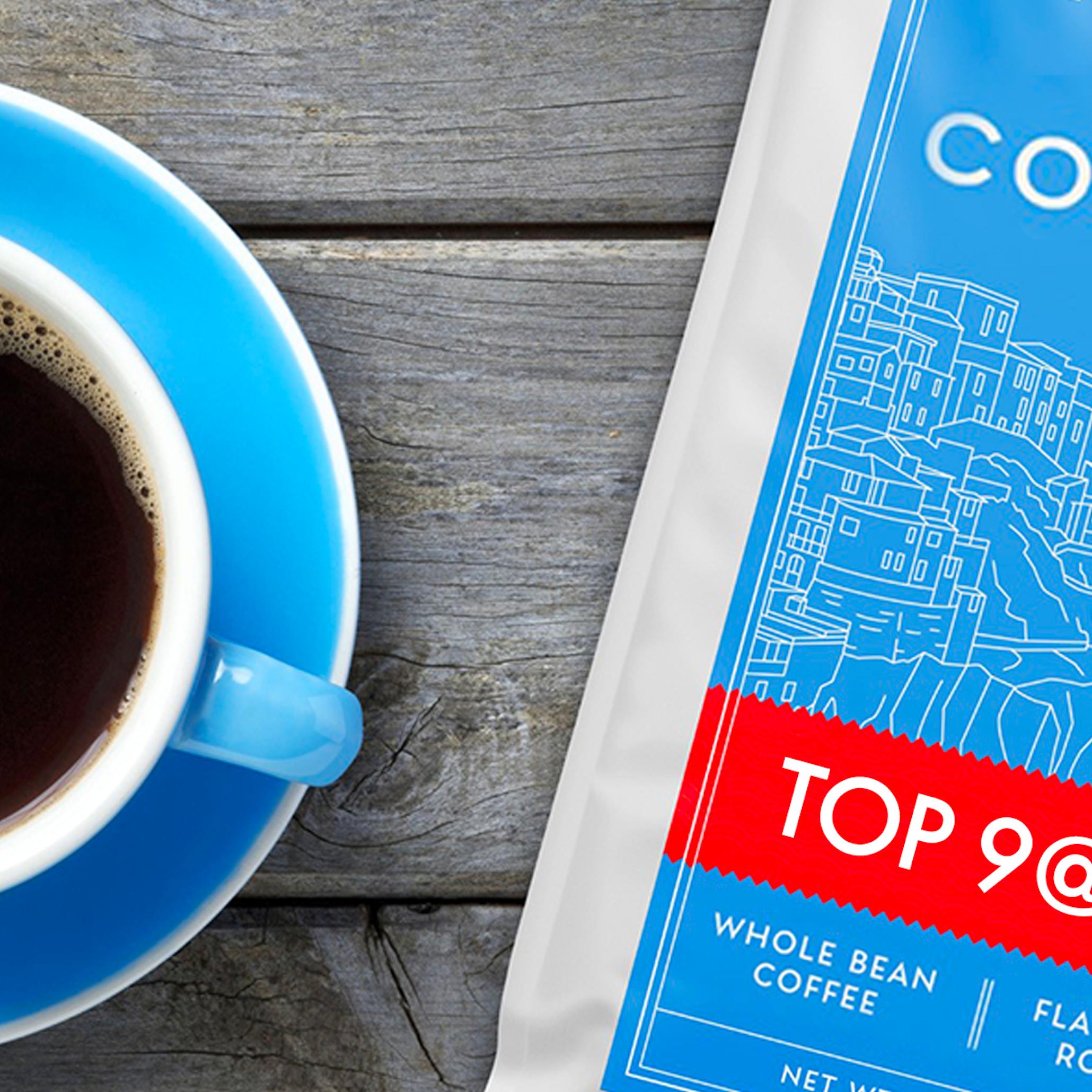 Novembers Top 9 At 99 Coffee Design 99designs