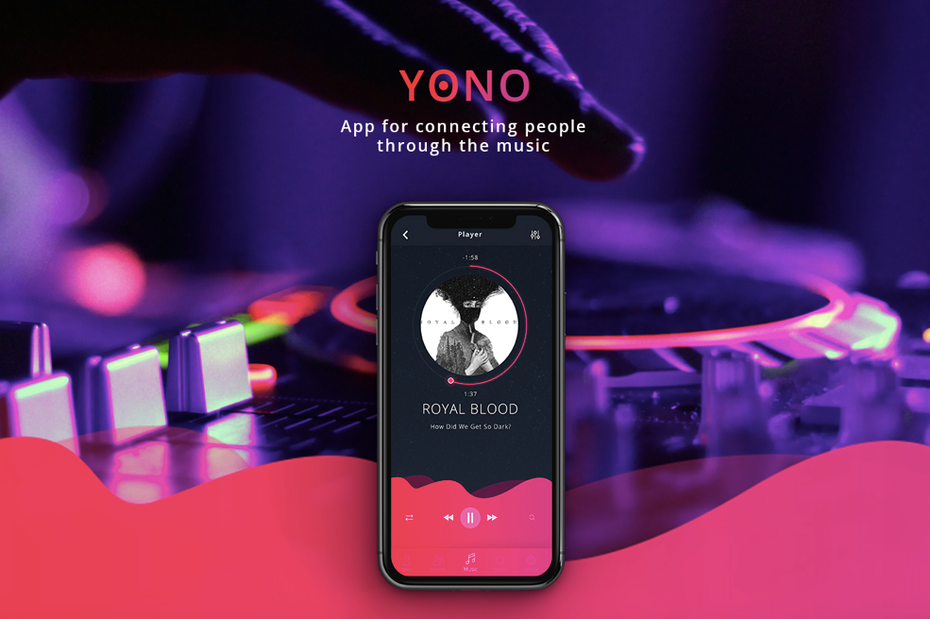 Yono web design