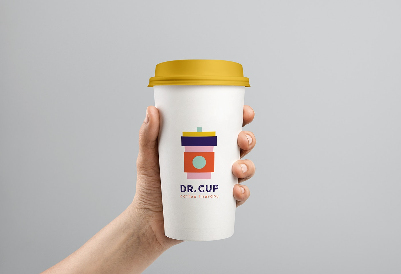 Dr. Cup logo