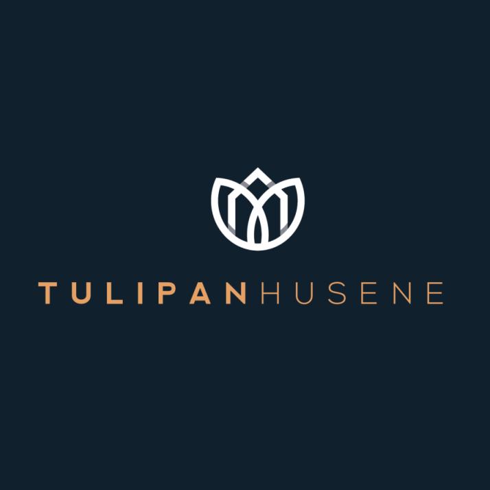 Tulipan Husene logo