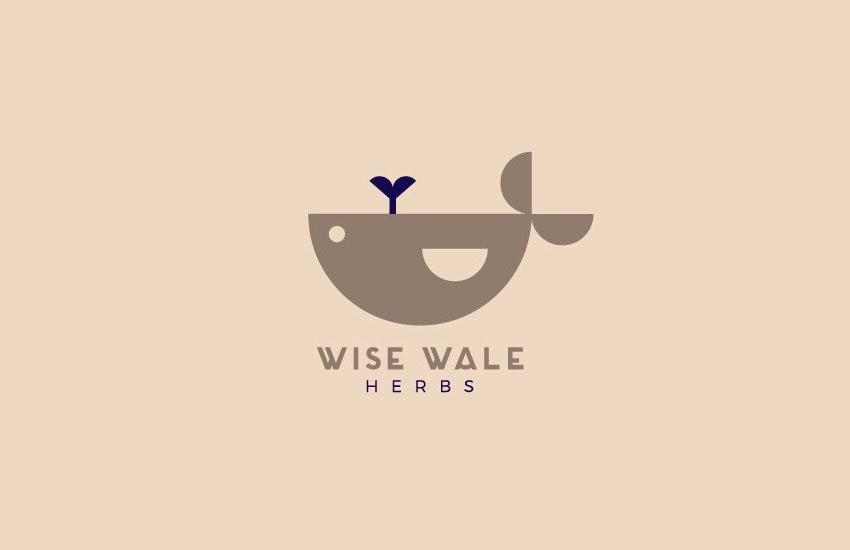 Wise Wale Herbs logo