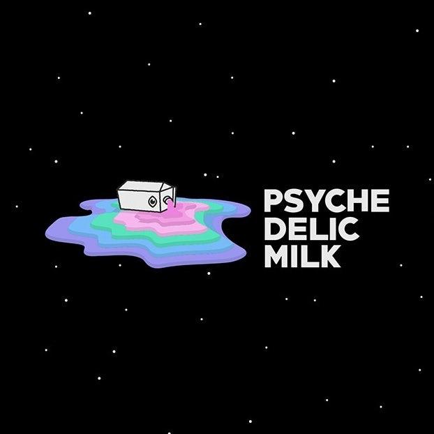 Psychedelic Milk logo