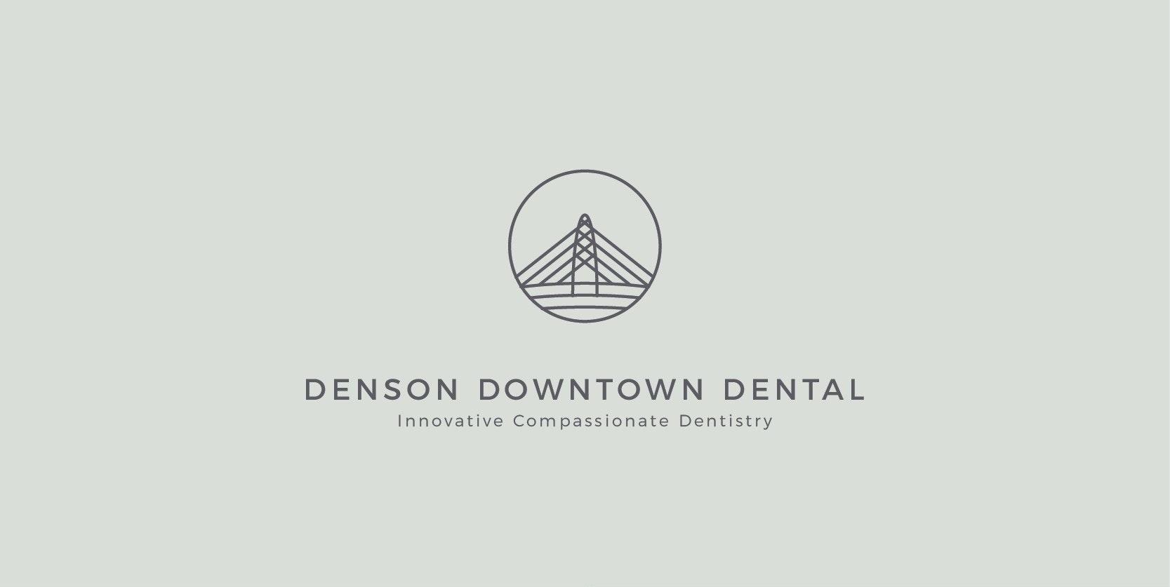 Denson Downtown Dental logo